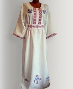 Платье в славянском стиле | Славянские рубахи| Купить славянскую одежду, купить русскую рубаху