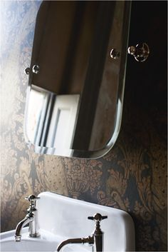 Arcade creates modern bathroom furniture to suit any bathroom space - Rectangular swivel mirror with curved corners and nickel plated brass wall mounts from Arcade Bathrooms. http://www.arcadebathrooms.com/Products/ProductDetail?prodId=80091&name=Rectangular%20swivel%20mirror%20with%20curved%20corners%20and%20nickel%20plated%20brass%20wall%20mounts