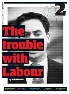 G2 cover: The trouble with Labour
