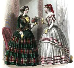 How We Do Run On: Doppelganger Dresses, Part 18: Scarlett's Prewar Wardrobe (Book Version)