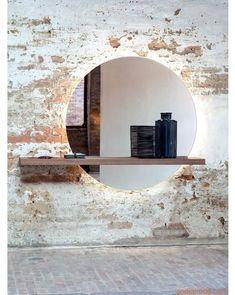 "1,411 Likes, 2 Comments - Product Design & Decor (@homeadore_decor) on Instagram: ""Minimalist Tonin Casa Mirror  via @homeadore"""