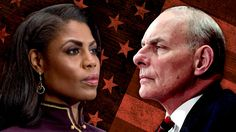 The new chief of staff is trying to cure the chaos that infected the West Wing. And Omarosa is 'Patient Zero' for unfettered access to the Boss.