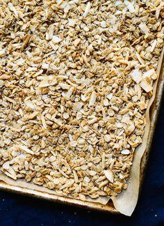 triple coconut granola recipe