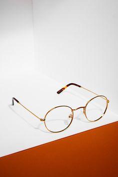 324bfb58dcd  poletteeyewear Ashton Gold Lunette Style
