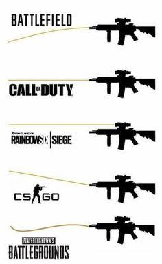 Shooting in video games Video Game Logic, Video Games Funny, Funny Games, Gamer Jokes, Funny Gaming Memes, Really Funny Memes, Stupid Funny Memes, Rainbow Six Siege Memes, Dankest Memes
