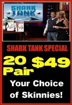 instant lifts shark tank