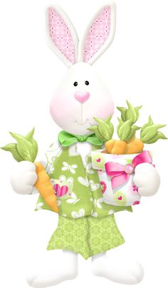 Primavera (Bunnies easter) con abc - Carmen Ortega - Álbuns da web do Picasa Easter Projects, Easter Crafts, Happy Easter, Easter Bunny, Easter Eggs, Spring Painting, Easter Printables, Easter Holidays, Easter Party