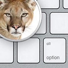 OS X Mountain Lion: Secrets of the Option Key