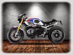 Cafè Racer Concepts - BMW R NineT Series #3 by Oberdan Bezzi