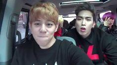 [Selcam] SPEED (스피드) Sejun, Taewoon & Sungmin have fun with CL's MTBD (멘...