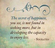 ~ Socrates