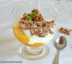 Pomarańczowo – jogurtowy deser | Kuchnia Starowiejskiej Gospodyni