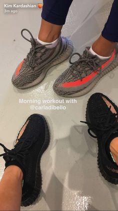 promo code 8242f 9b85f Chaussure, Vêtements De Gymnastique, Mode De Sport, Kim Kardashian,  Snapchat, Baskets