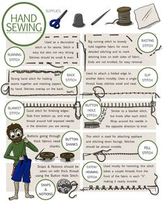 "For solving all ""what stitch should I use?"" conundrums. 