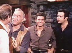 Bonanza..why is everyone laughing??- Adam