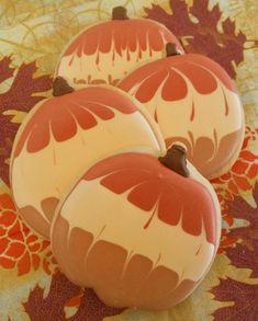 Autumn Pumpkins | Cookie Connection