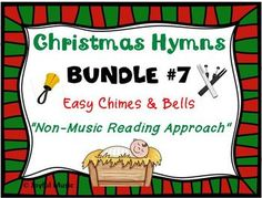 *** CHRISTMAS SPECIAL $5.00 ***Players do not need to be able to read music in order to play these pieces!The following songs are included:• Come, Thou Long-Expected Jesus• How Great Our Joy• There's a Song in the AirThis product includes the following materials:• Overview and playing instructions• ...