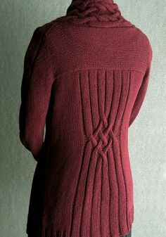 COOL!!  ---Ravelry: Mia Francesca pattern by Carol Sunday