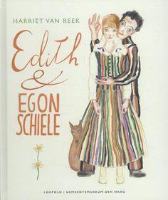 Edith En Egon Schiele | Harriet van Reek | Hardcover | 9789025862848 | eci.be