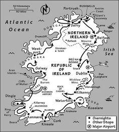 Ireland Itinerary: Where to Go in Ireland by Rick Steves | ricksteves.com