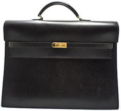 Hermes Kelly a Depeche 38 Document Bag Business Bag Briefcase Document Bag Computer Bags, Briefcase, Hermes Kelly, Lily, Best Deals, Business, Style, Briefcases, Swag