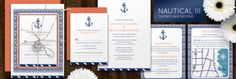 nautical invite - Google Search