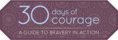 Marianne Elliott - 30 Days of Courage, 30 Days of Yoga etc.