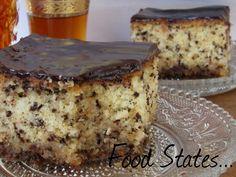 Greek Desserts, Greek Recipes, Cookbook Recipes, Dessert Recipes, Cooking Recipes, Appetisers, Confectionery, Cooking Time, Cupcake Cakes