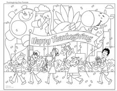 5 Printable Thanksgiving Activities And Planners