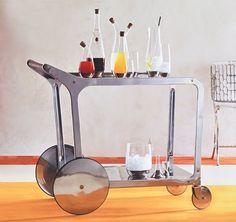 Nova 68 bar cart 12 Stylish Bar Carts With Amazing Design