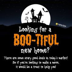 Working with me will be all treats and no tricks Call 408 390 2174 for all your real estate needs!