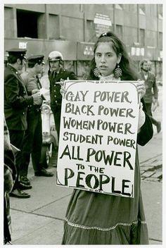 Demonstration, 1970 / Bob Bobster