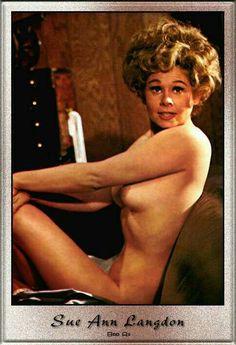 actress Langdon ANN photos of Nude Sue