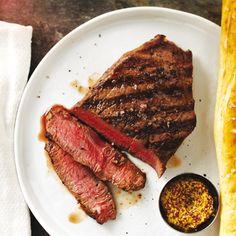 Bifteck fumé au barbecue #bbq