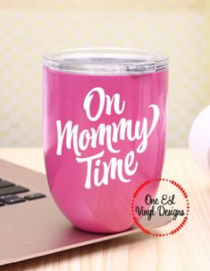 Decals available in our shop Tired AF Decal - Vinyl Decal for DIY Coffee Mugs, Wine Glass, Tumblers, Girls Weekend, Girls Night, Diy Papier, Wine Tumblers, How To Make Notes, Sell On Etsy, Plastic Bottles, Vinyl Decals, Wine Glass