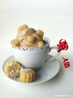 Raw Vegan Sugar Cookie Blizzard *This recipe is raw, vegan, gluten free, grain free, simple and delicious! http://www.damyhealth.com/2012/11/raw-vegan-sugar-cookie-blizzard/