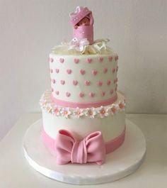 Torta per battesimo christening cake
