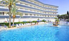 Séjour Espagne Lastminute, séjour à l'Hôtel GHT Aquarium 4*sup à Lloret de Mar prix promo séjour Lastminute à partir 374,00 €