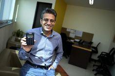 Manish Patel of Mswipe Technolgies. Photo: Abhijit Bhatlekar/Mint