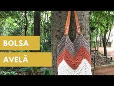 Bolsa Avelã em Crochê por Marcelo Nunes - YouTube