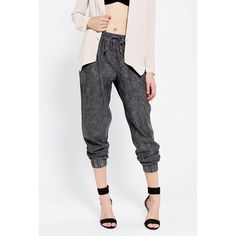 Acid Wash Gray Urban Outfitters Joggers Acid wash gray joggers • By UO brand Sparkle & Fade • Excellent condition, no flaws • Elastic at waist and ankles • Not too baggy • Can fit XS/S Urban Outfitters Pants Track Pants & Joggers