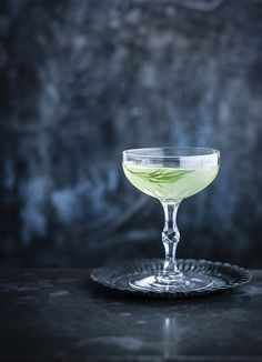 East India gimlet - gin based cocktail