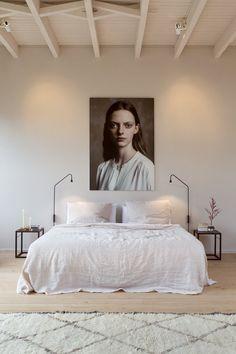 Cheap Home Decor Loft em Amesterd.Cheap Home Decor Loft em Amesterd Home Bedroom, Master Bedroom, Bedroom Decor, Bedrooms, Bedroom Ideas, New York Bedroom, Decor Room, Design Bedroom, Master Suite
