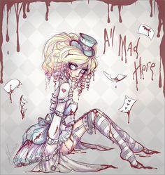 Crazy Alice by NoFlutter