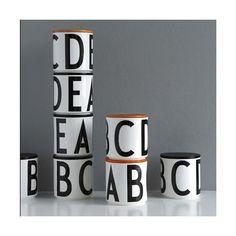 Burk MULTI JAR - Design Letters Arne Jcobsen