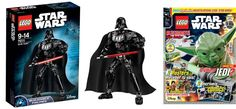 Amostras e Passatempos: Giveaway LEGO Star Wars by Quiosque do Ken