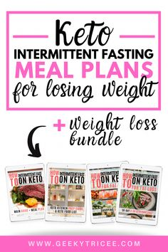 Keto Intermittent Fasting Meal Plans for Losing Weight Ketogenic Diet Meal Plan, Keto Diet Plan, Diet Meal Plans, Ketogenic Recipes, Diet Recipes, Diet Tips, Diet Plans To Lose Weight, How To Lose Weight Fast, Weight Loss Diets