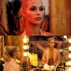 Sexy Makeup, Cute Makeup, Makeup Inspo, Makeup Inspiration, Beauty Makeup, Makeup Looks, Hair Makeup, Moulin Rouge Outfits, Elizabeth Berkley