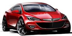 Opel Astra GTC.... Oh my!  Not currently available in the US but dang it, it should be!!!