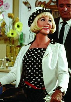 Doris Day in a still shot from 'Caprice'.